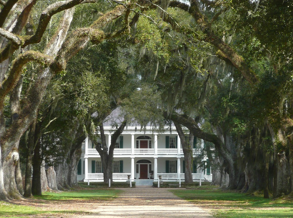 Rosedown Plantation Tour