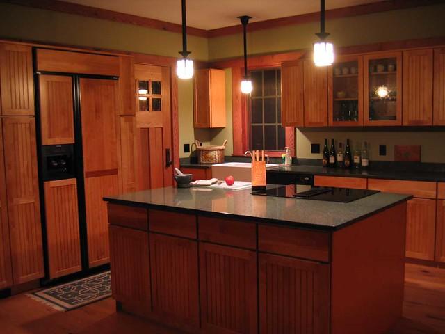 Stickley Craftsman House 24 Kitchen We Deviated From