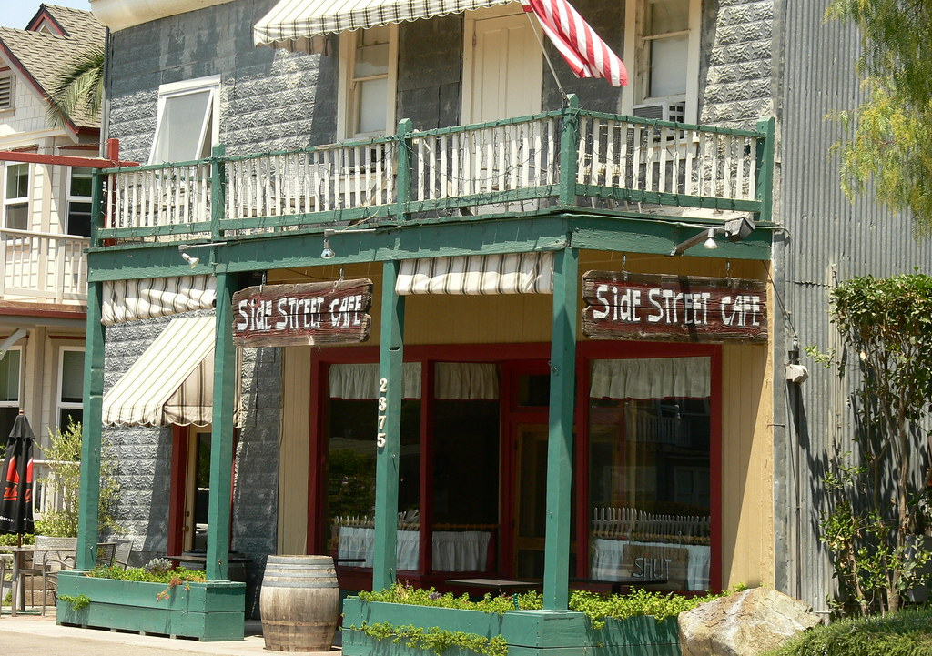 Side Street Cafe Costa Mesa Ca