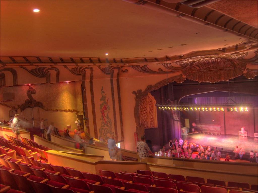 Fox Theater Sequoia Redwood City Ca 2215 Broadway