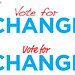 Vote for Change (of font)