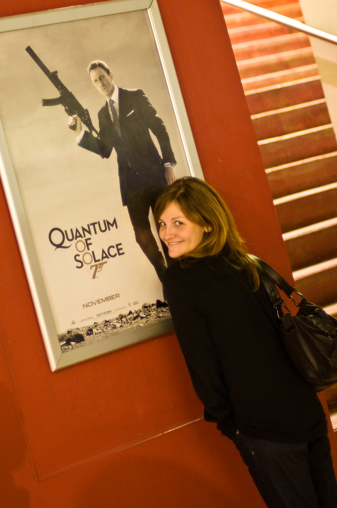 Image Result For James Bond Quantum