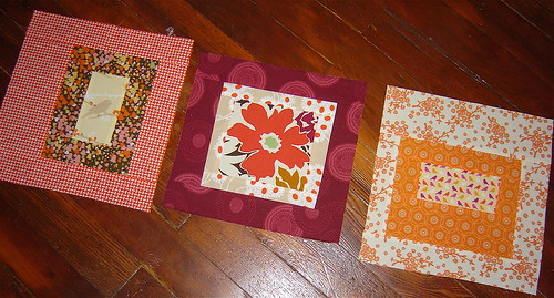 Fall quilt blocks | by alissahcarlton