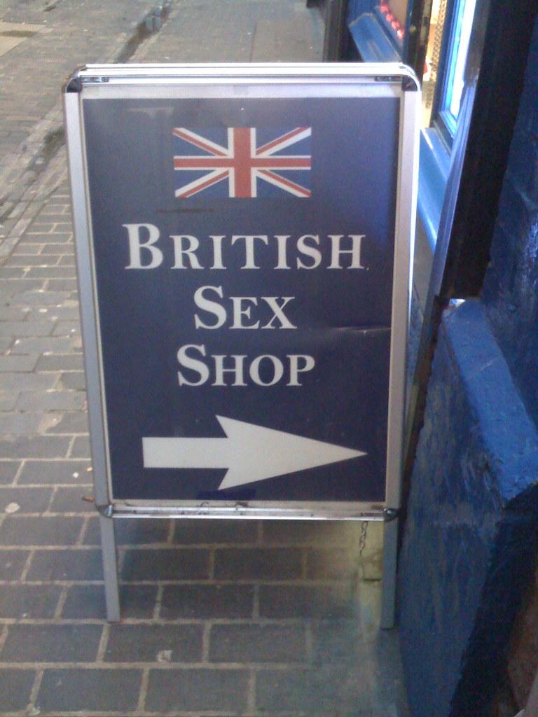 British Sex Shop 15