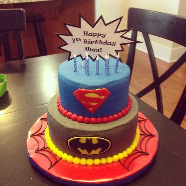 13014307235 90fa82630b z  Year Old Birthday Cakes For A Boy