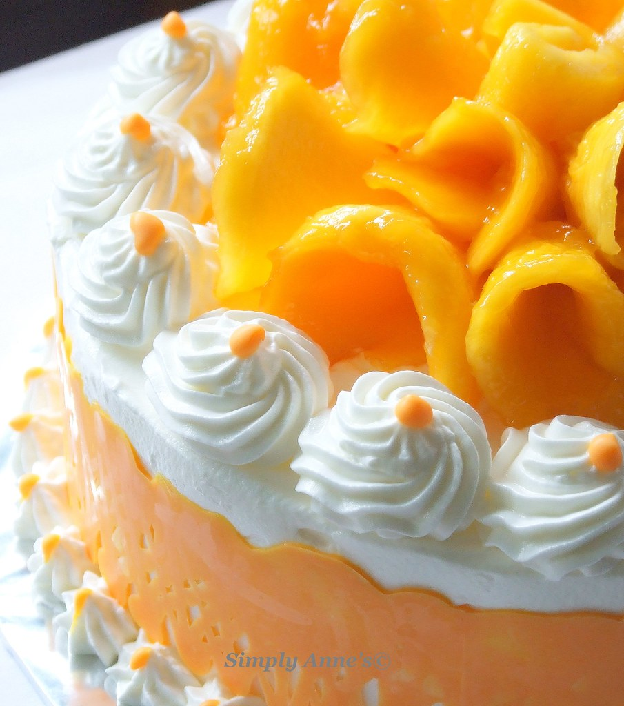 Mango Cake Designs images