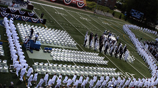 Coast Guard Academy Graduation, New London, CT | by WNPR - Connecticut Public Radio