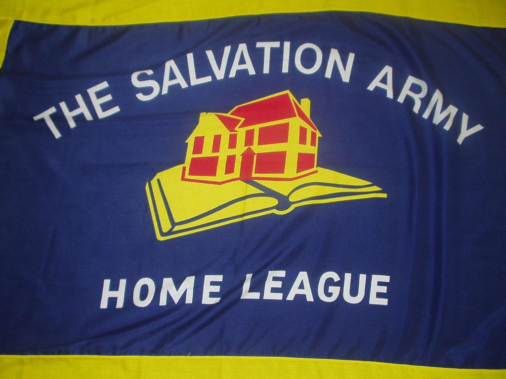 Salvation Army Home League Flag Alex Thomson Flickr