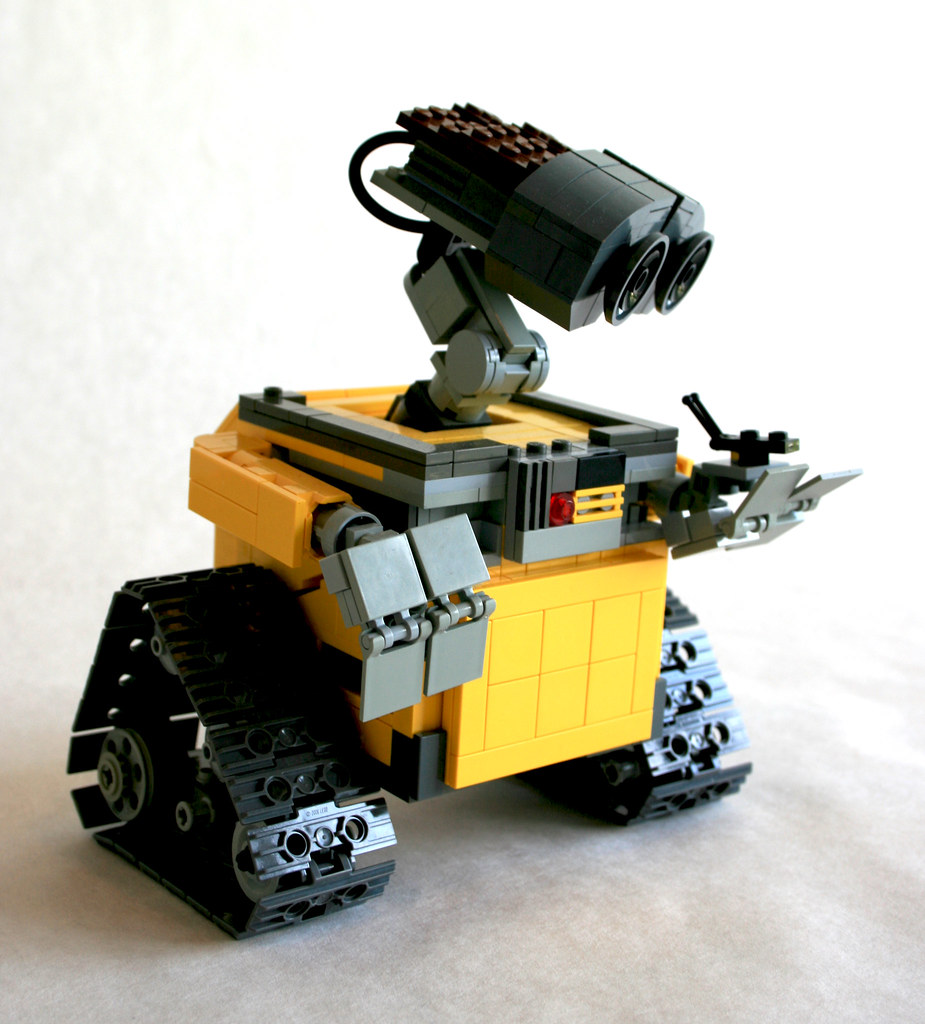 wall e looking at hal angus maclane flickr. Black Bedroom Furniture Sets. Home Design Ideas