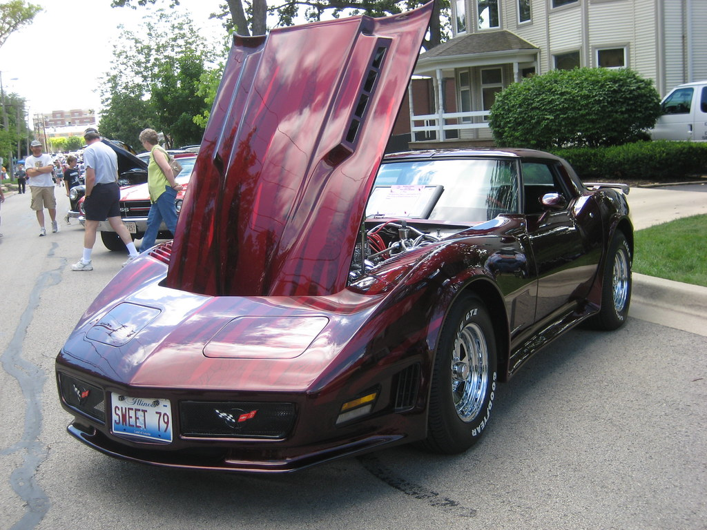 SWEET 79 Corvette, C3 | Chevrolet Corvette C3, modified ...