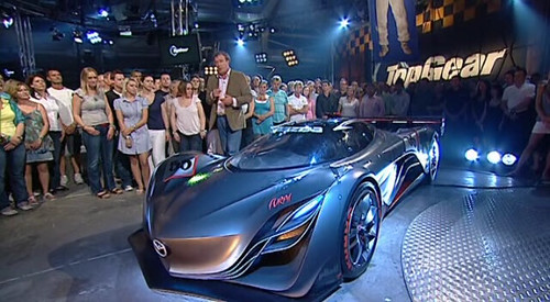 Top Gear S11E06: Mazda Furai | Furai: Japanese for ...