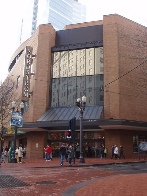 Nordstrom - Portland, Oregon