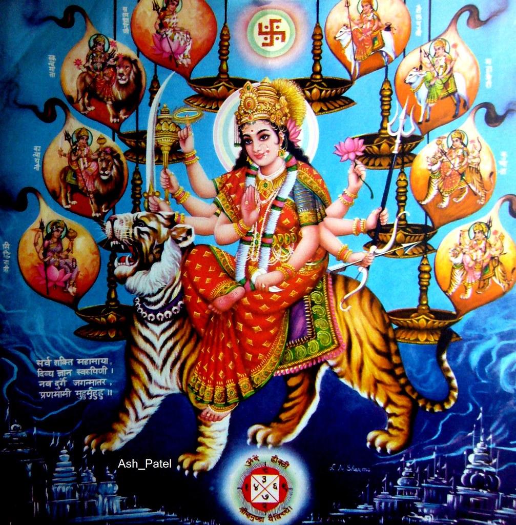 All Sizes Nav Durga Ma Flickr Photo Sharing