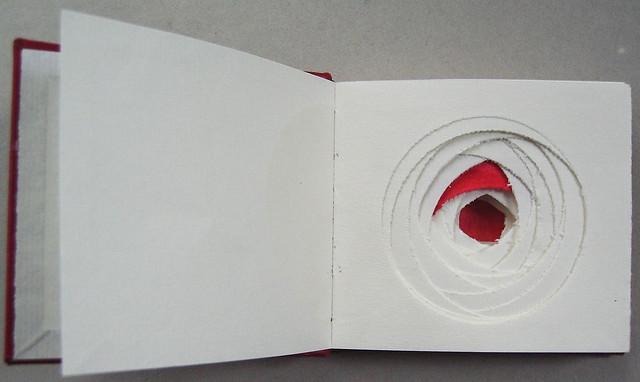 Rojo circular / Circular red
