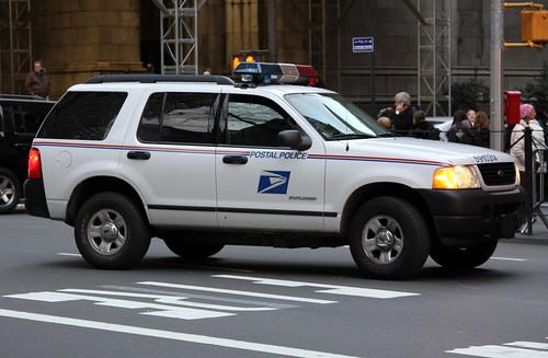 U S Postal Police Ford Explorer Ny City Flickr