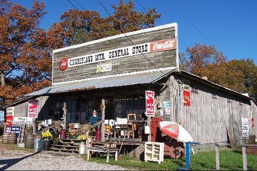 Cumberland Mountain General Store Clarkrange Fentress