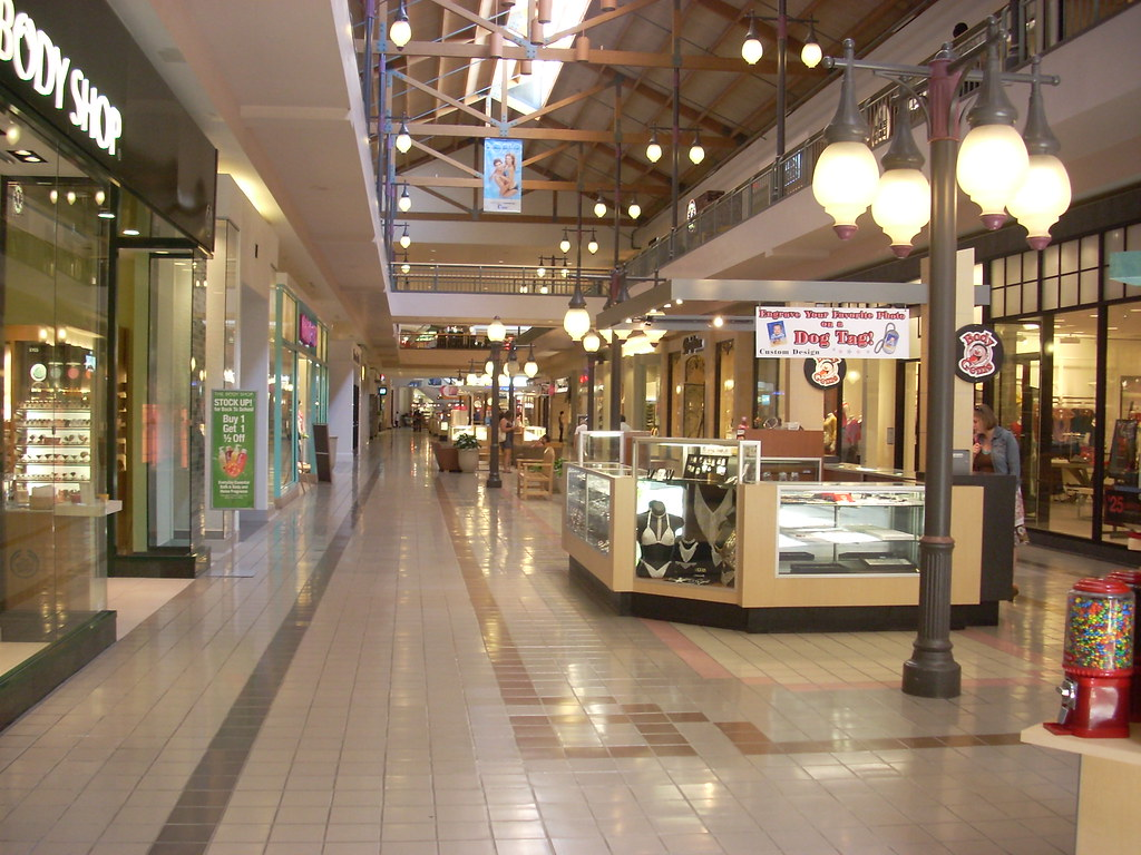 Although Westfield North County Fair may look different than many of the other San Diego malls, it still features the same great stores and services as the others. In addition to its brand new Target, the mall has a Nordstrom, Macy's, Sears and JCPenny.