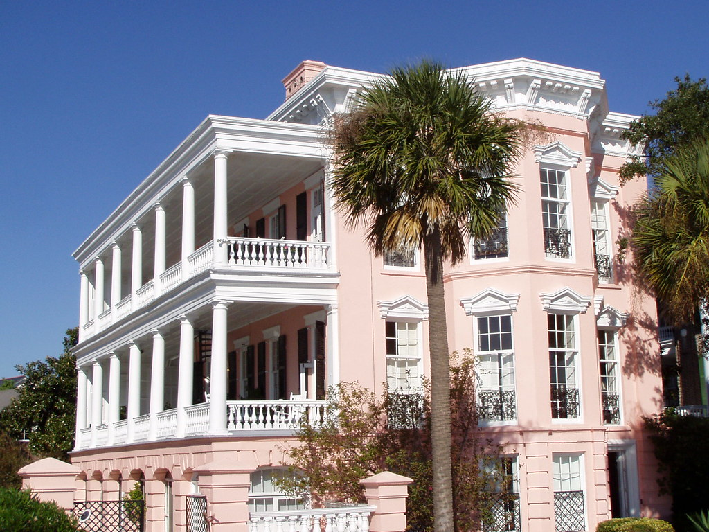 The Palmer House The Battery Charleston