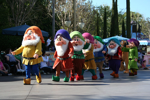 The Seven Dwarves | by briberry
