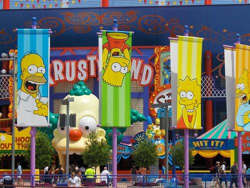 The Simpsons Ride | Flickr - Photo Sharing!: https://www.flickr.com/photos/joeshlabotnik/2479328526/