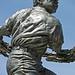 Willie Horton Statue