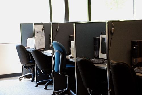 Cubicles For the Working Damned | by Peeping Dragon Photography