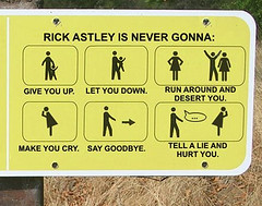you've been rick-rolled! | by stovak