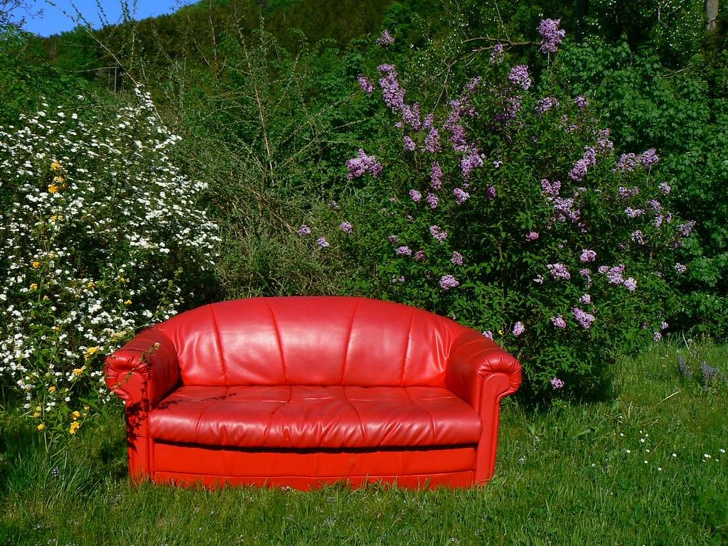 Das Rote Sofa Flickr