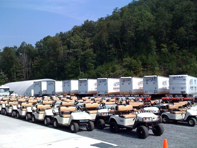 600 Golf Carts From Fan Transportation To A Wide Variety