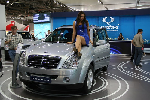 Ssangyong Rexton Ii Flickr Photo Sharing