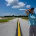 nancy checks for planes
