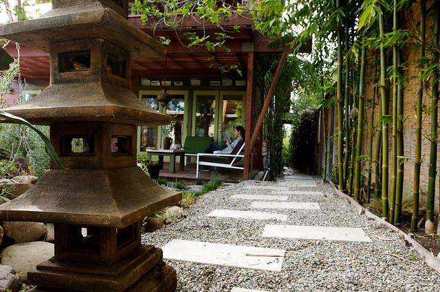Zen Type Bungalow House Design