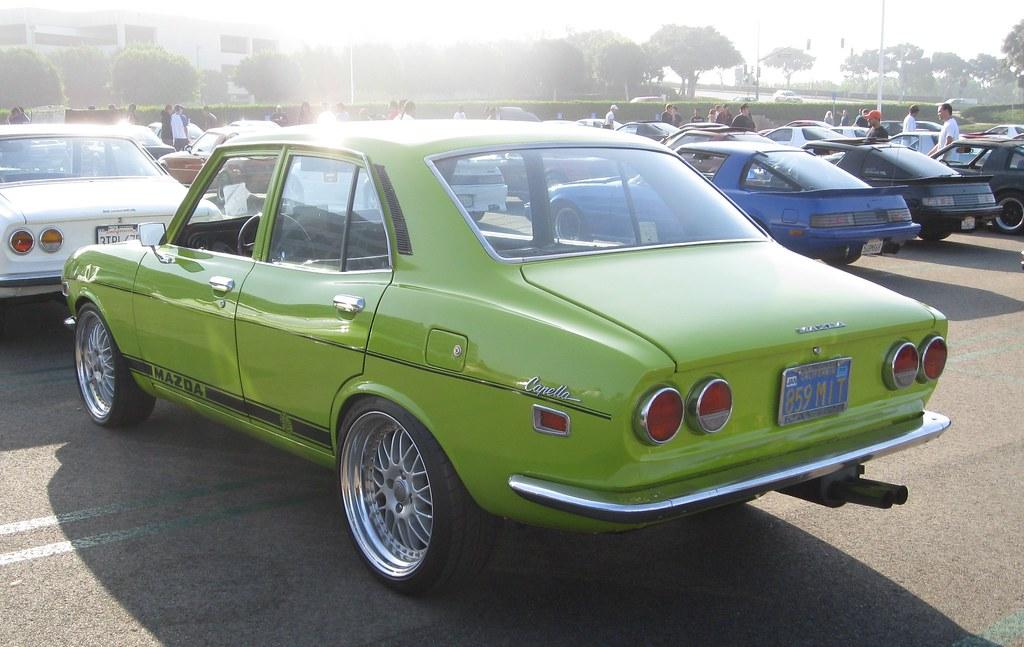 Mazda Capella RX2 | Southern California Rotary Mazda Club Me… | Flickr