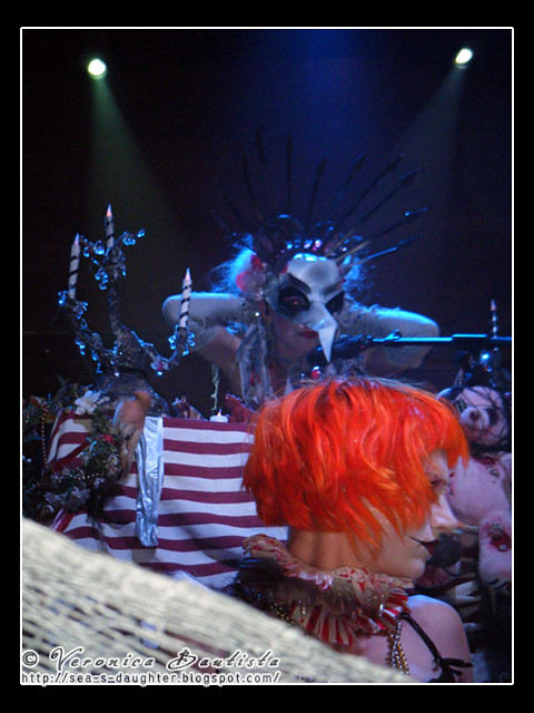 Emilie Autumn Tour  Uk