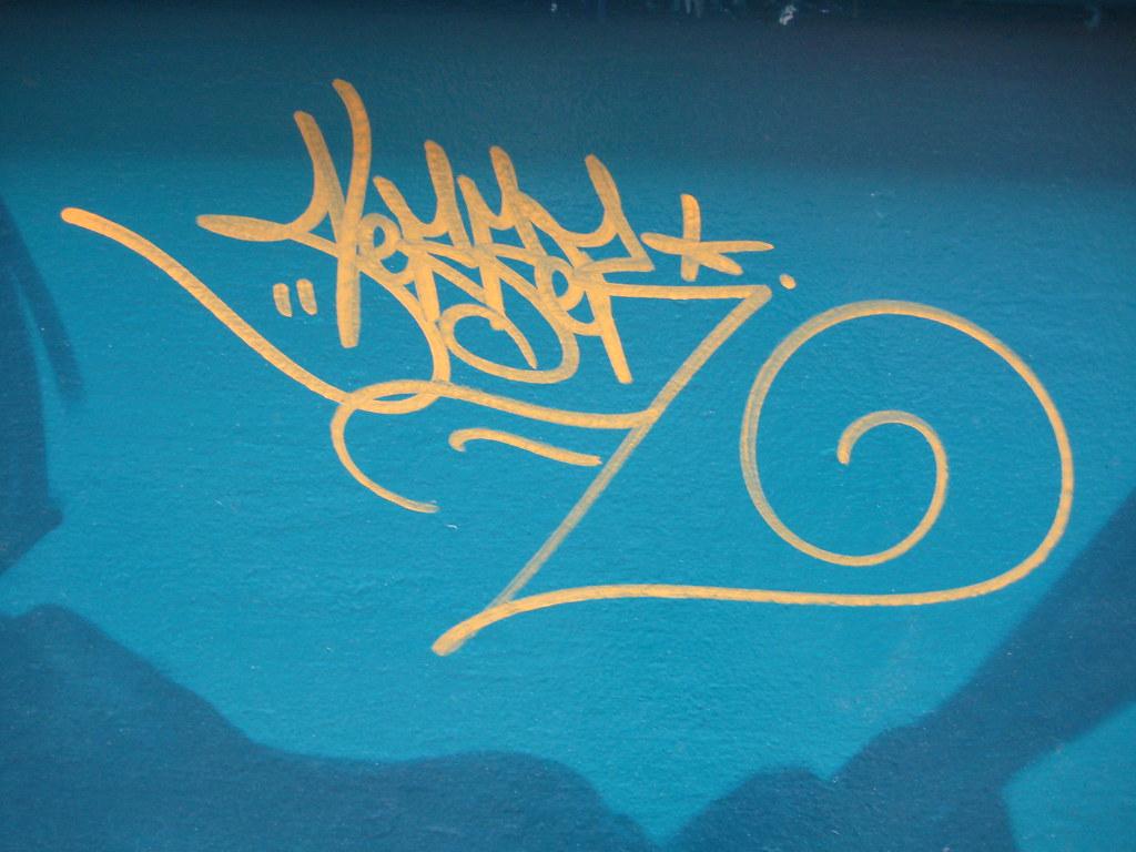 Paris Handstyle Graffiti Style De Main Flickr