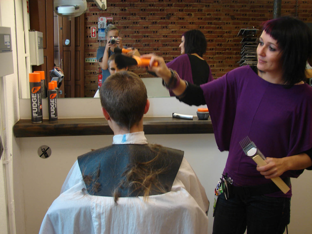Short Machine Haircut Haircut By Irina Wip Hairport