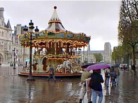 Hotel De France A Paris