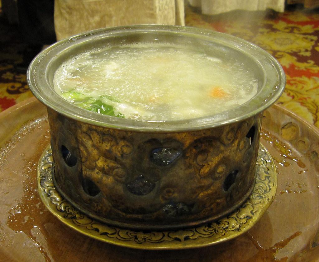 Soup Dumpling Restaurant In New York