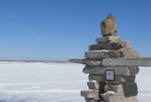 Inukshuk | by Gattou - Lucie Provencher