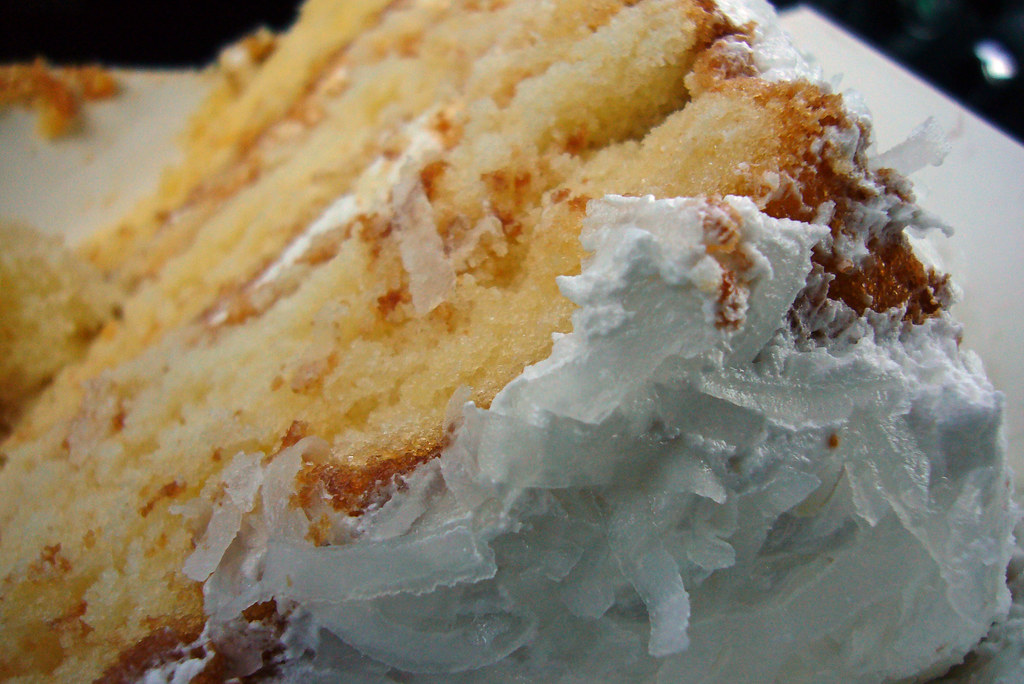 Southern Coconut Cake Cupcakes
