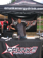 SpringFest @ UNC | by CRUNK!!! Energy Drink