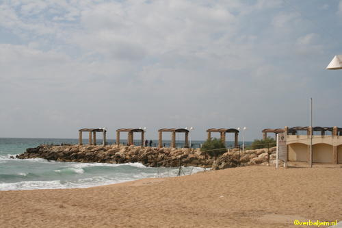 Nahariya Israel  City new picture : Israel: Nahariya, beach | Flickr Photo Sharing!