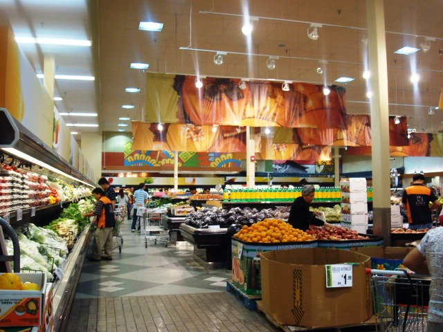 Super H Mart Johns Creek Food Court