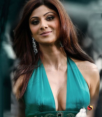 Shilpa Shetty  Shilpa With Her Sexy Boobs No One Can -7484