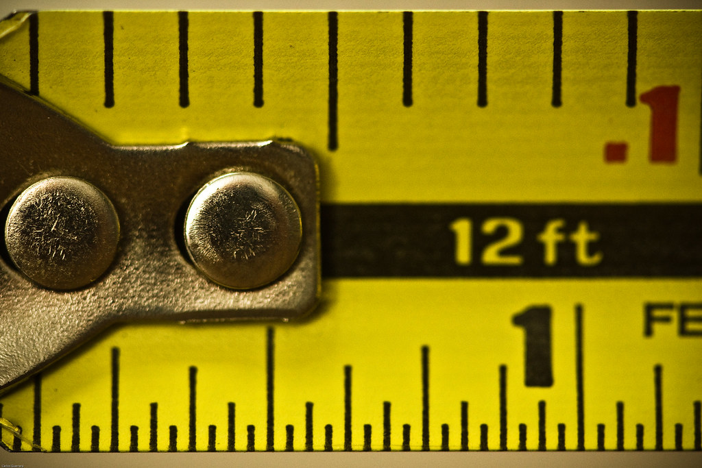 Made To Measure From 4 16: A Tape Measure Or Measuring Tape Is A