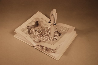 Book Sculptures | by n217cs