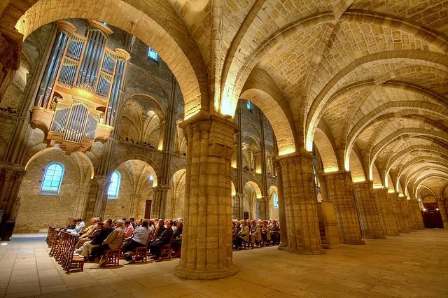 Reims basilique saint r mi ii explore saint r mi conf flickr - Basilique st remi reims ...