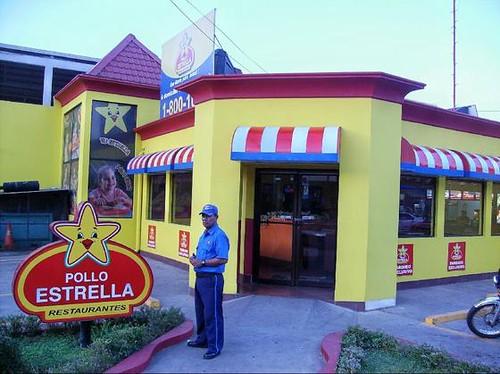 Nicaragua S Answer To Kfc Pollo Estrella Is A Central