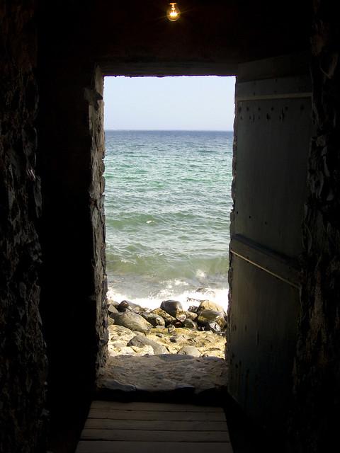 The door of no return 2 the door at the end of this hall for Door of no return