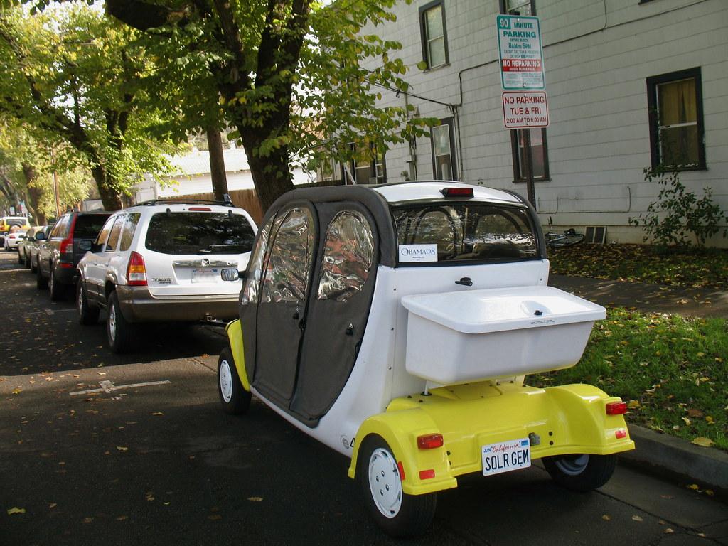 Electric Gem Car E